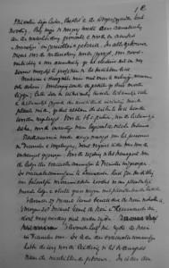 Fragment uit dagboek van een 'Dennenoord' verpleger. (Bron: Gerard v/d Heide)