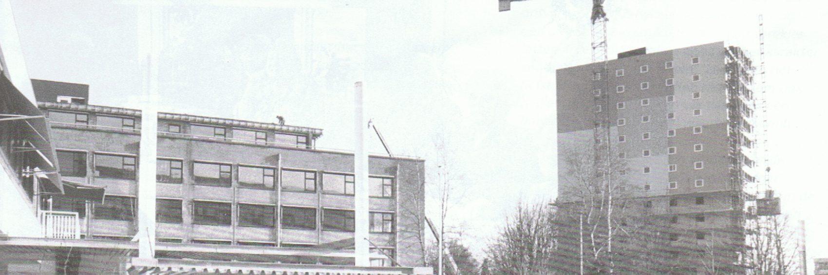 1994.11 - Heymanscentrum - Hoogheem - Bouw - 1994