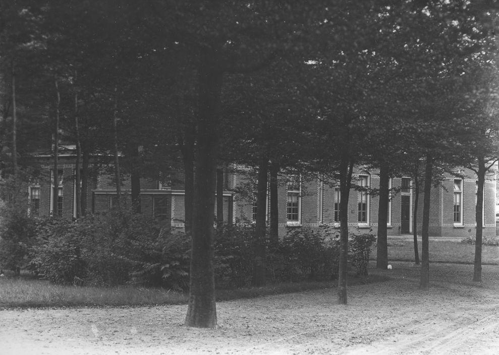 Jaartal onbekend 02 - Borgwal, paviljoen 12 (Borgwal-Kerkzicht-E015).