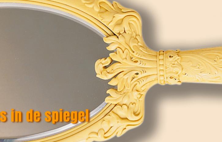 2019-4.01 - Fragment Lentis Magazine - Gek, kijk eens in de spiegel